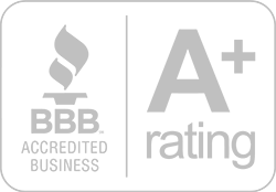 BBB Accreditatied Business | A+ Rating