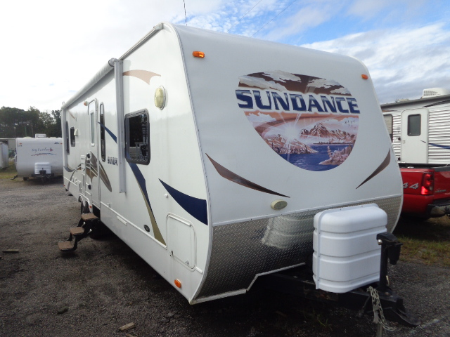 Camper Dealer of Travel Trailer near North Wilkesboro, NC.