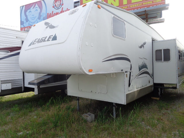 Pre Owned Fifth Wheel Campers near Boone NC.