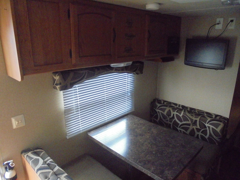 Pre Owned Camping Trailers near North Wilkesboro, NC.