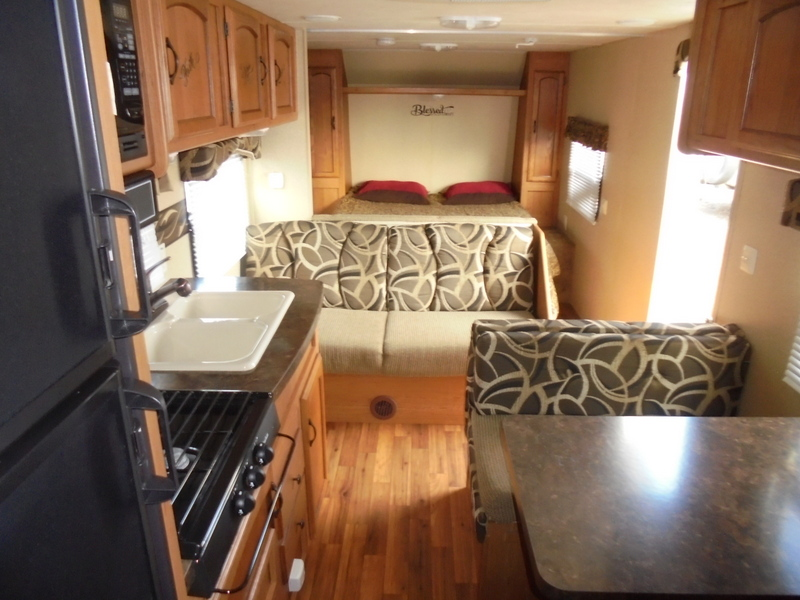 Pre Owned Travel Trailer within driving distance of Lenoir, NC.