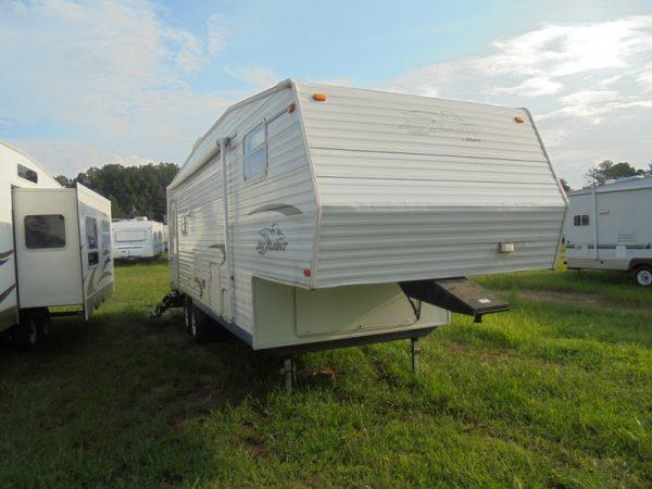 Camper Dealer of Travel Trailer in the Piedmont Triad.