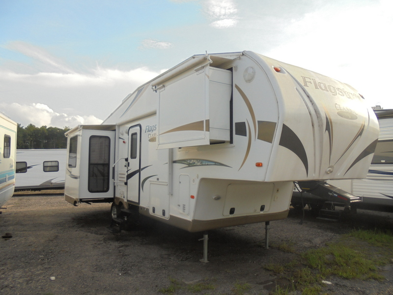 Camper Dealer of 5th Wheel Camper within driving distance of Statesville, NC.