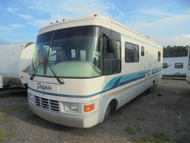 Camper Dealer of RV within driving distance of Appalachian State University.