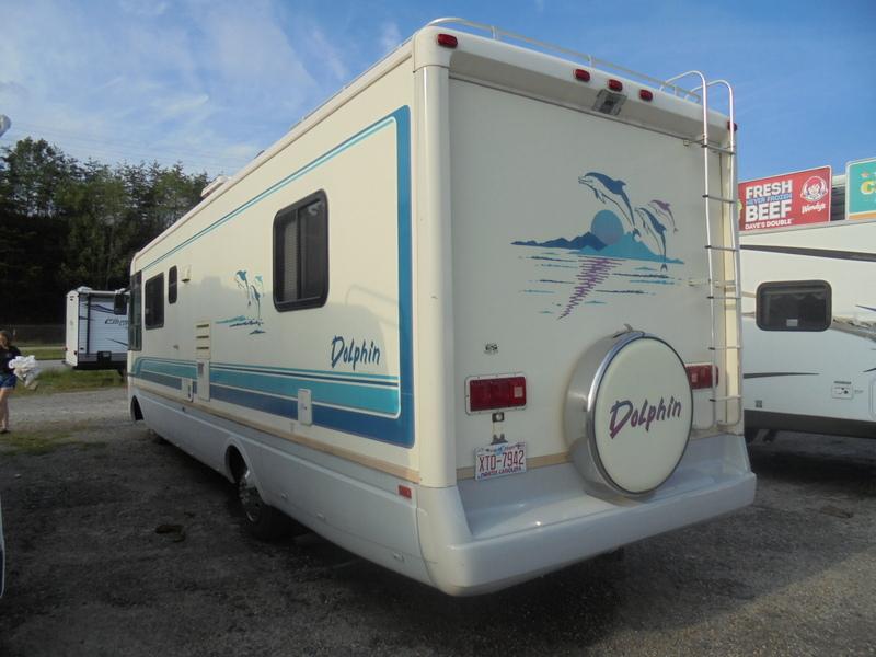 Camper Dealer of RVs within driving distance of Elkin, NC.