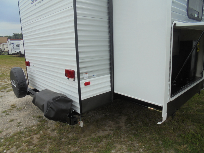 New Camping Trailers in North Wilkesboro, North Carolina.