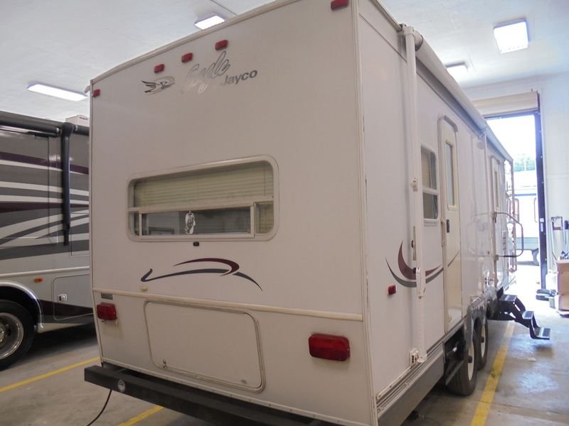 Pre Owned Camping Trailers near Winston-Salem.