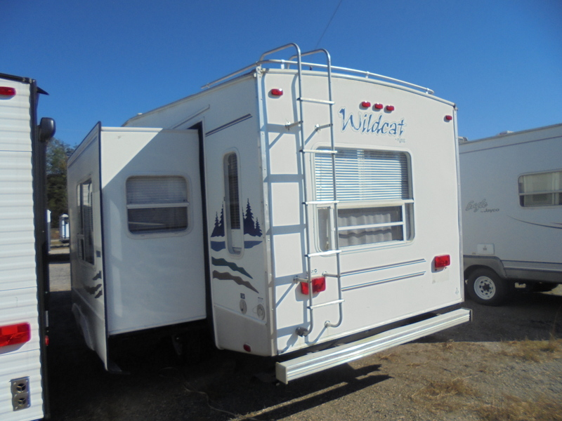 Pre Owned Fifth Wheel Campers within driving distance of Raleigh, NC.