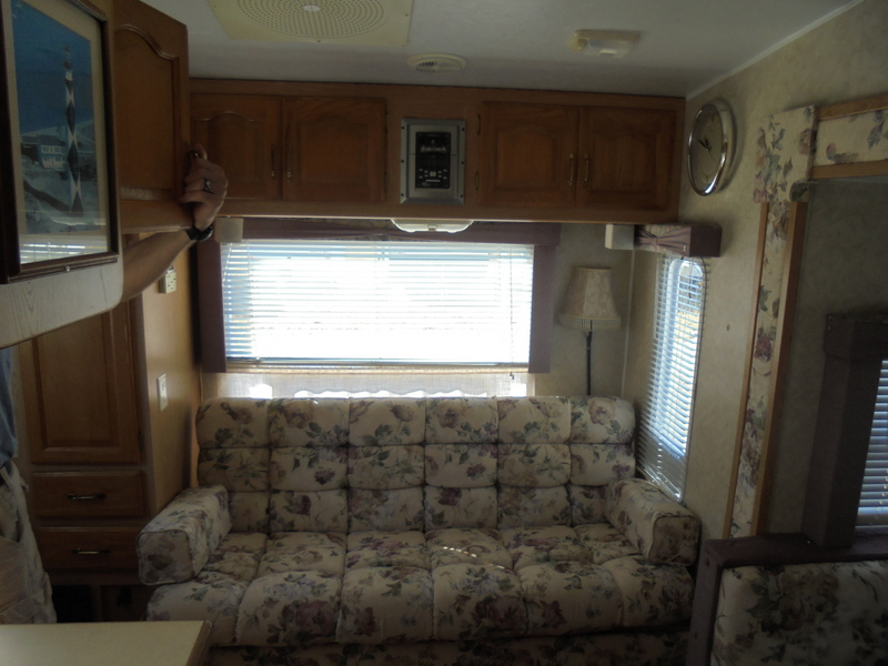 Pre Owned Fifth Wheel Campers near Ashe County, NC.