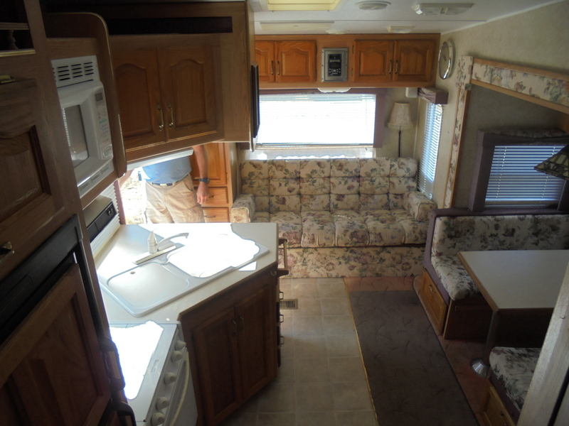 Pre Owned Fifth Wheel Campers within driving distance of Boone, NC.