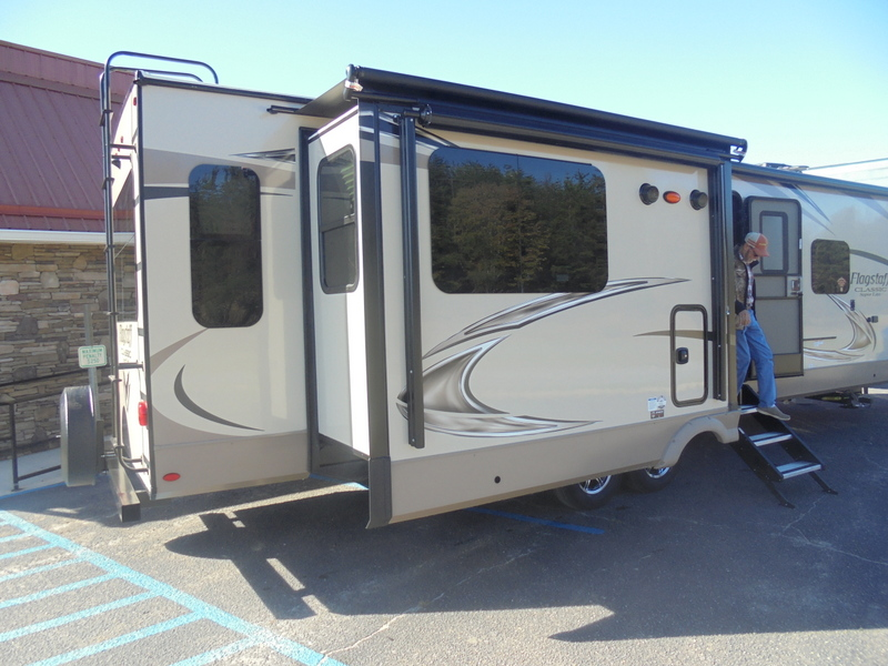 New Camping Trailers near Mooresville, NC.