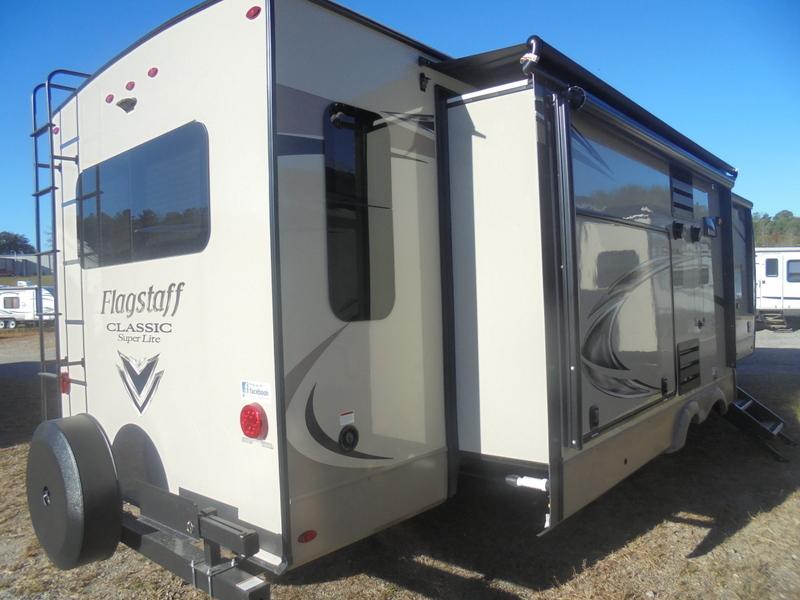 New Travel Trailer near Boone NC.