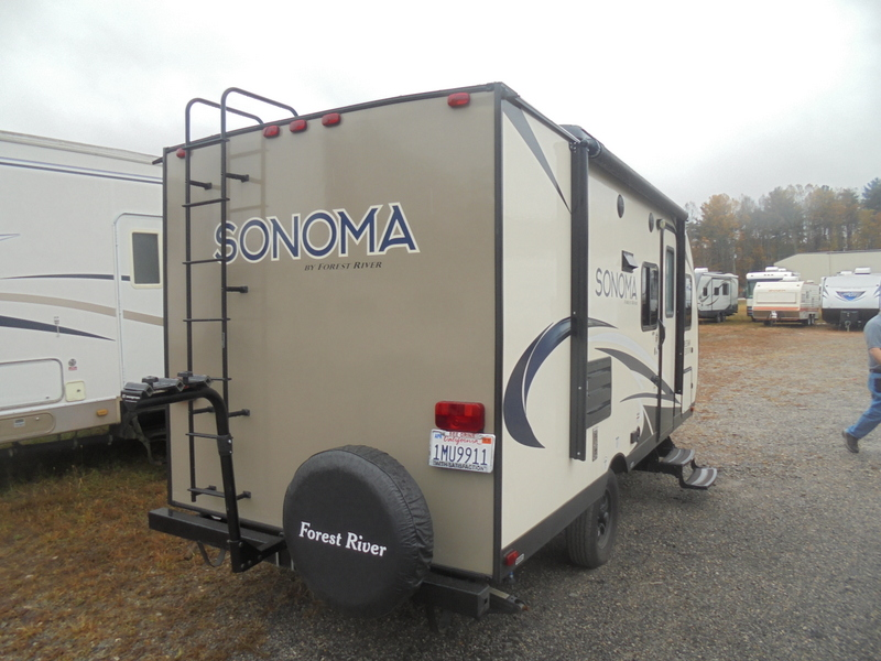 Camper Dealer of Travel Trailer near Elkin, NC.