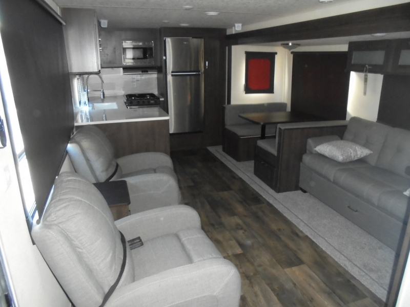 New Travel Trailer in Western North Carolina.