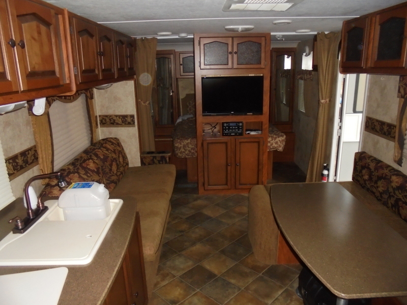 Pre Owned Camping Trailers near Ashe County, NC.