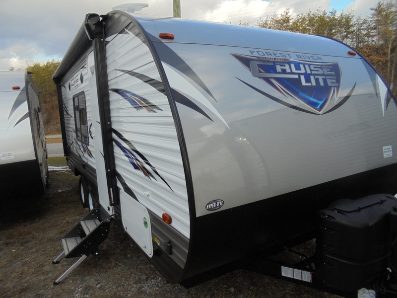 New Travel Trailer in the Piedmont Triad.