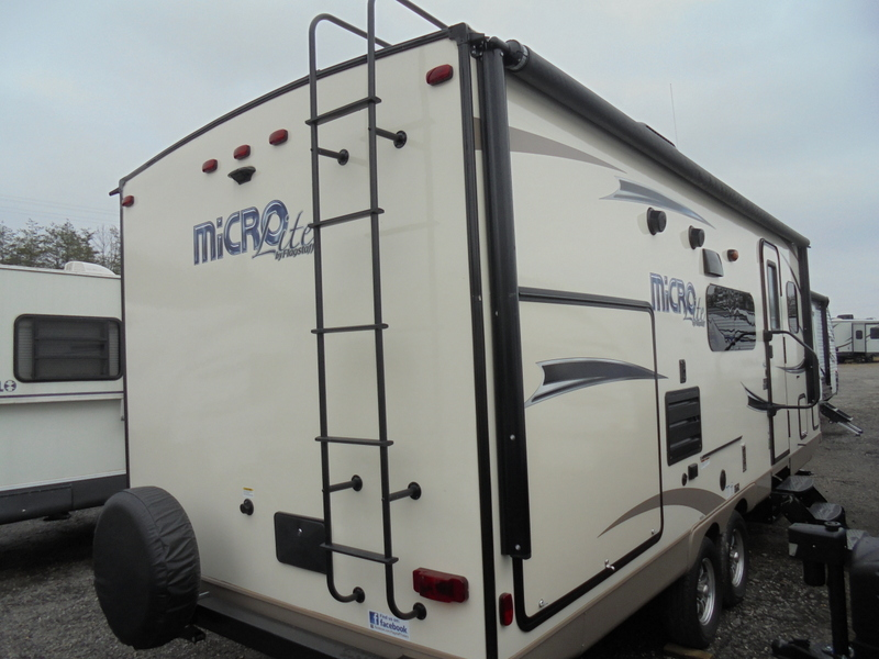 Pre Owned Camping Trailers within driving distance of Raleigh, NC.