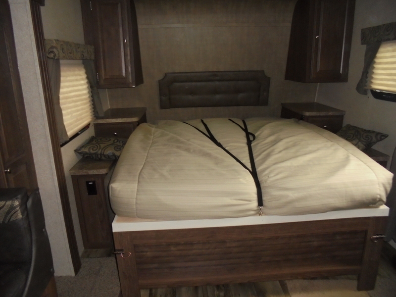 Pre Owned Camping Trailers in Wilkesboro, North Carolina.