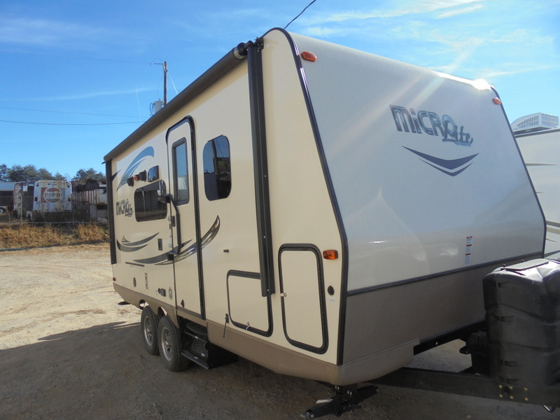 Pre Owned Camping Trailers near Wilkesboro, NC.