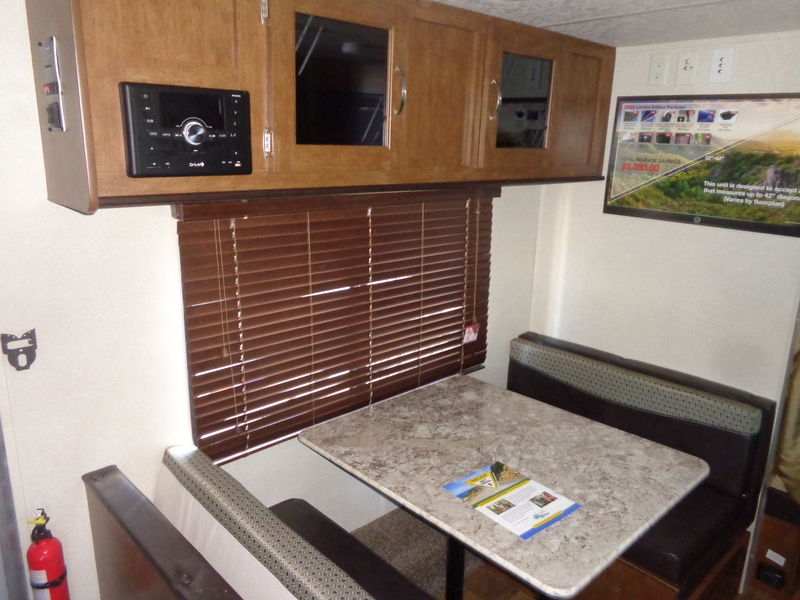 New Travel Trailer within driving distance of Hickory, NC.