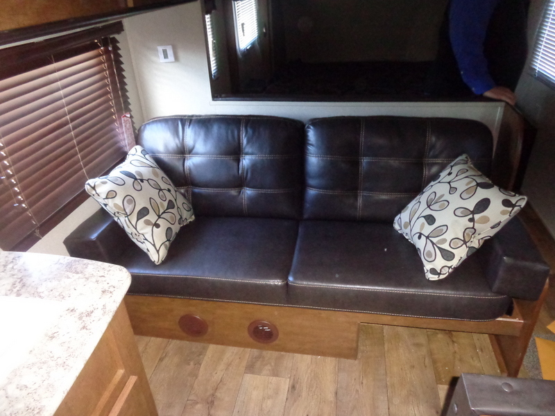 New Travel Trailer within driving distance of Durham, NC.