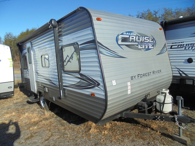 Pre Owned RV within driving distance of Morgantown, NC.