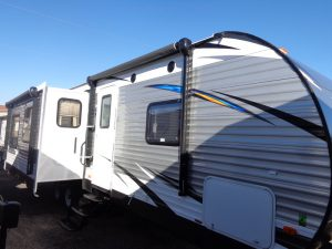 New Camping Trailers within driving distance of Hickory, NC.