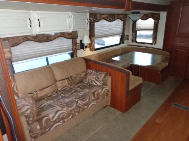 Pre Owned Travel Trailer near Mooresville, NC.
