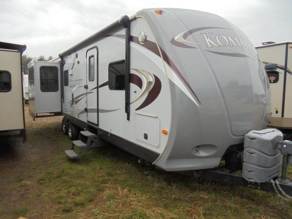Camper Dealer of Camping Trailers near Sparta NC.