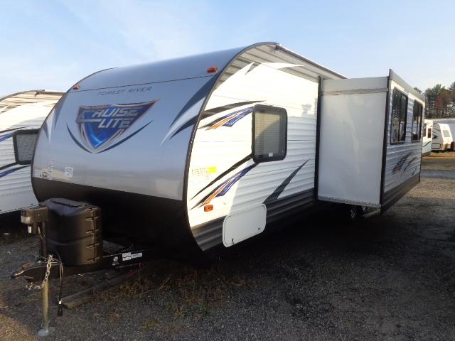 New Camping Trailers in Wilkesboro, North Carolina.