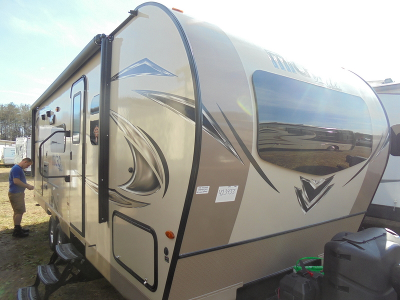 New Camping Trailers within driving distance of Charlotte, NC.
