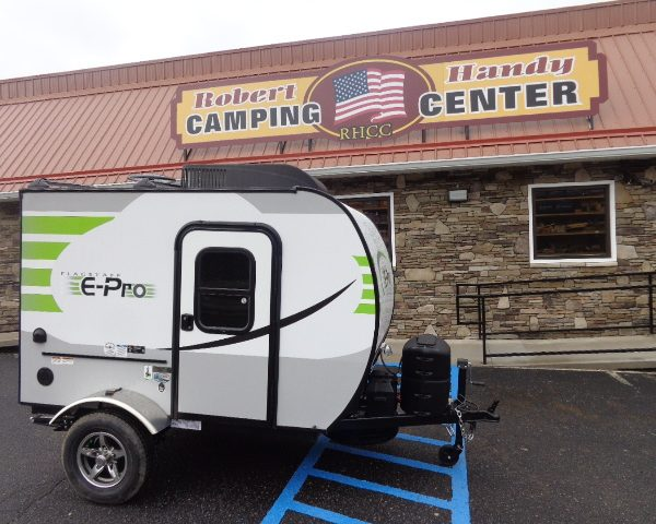 New Travel Trailer near Boone NC.