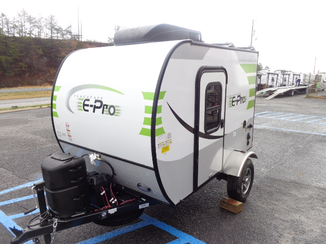 New Camping Trailers near Appalachian State University.