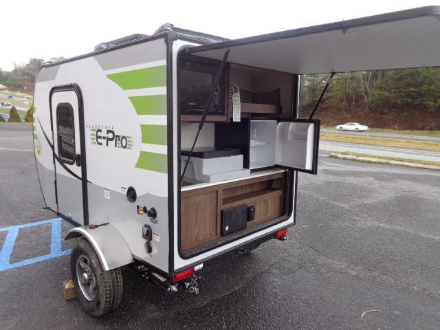 New Travel Trailer in NC.