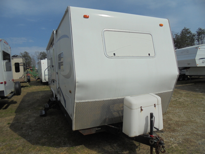 Pre Owned Travel Trailer in Western North Carolina.