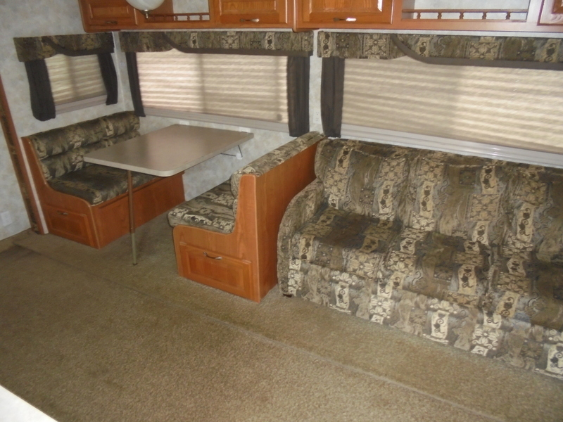 Pre Owned Camping Trailers near Statesville, NC.