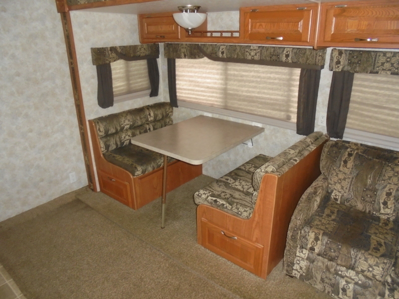 Pre Owned Camping Trailers in Western North Carolina.