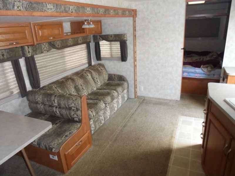 Pre Owned Travel Trailer near Winston-Salem.