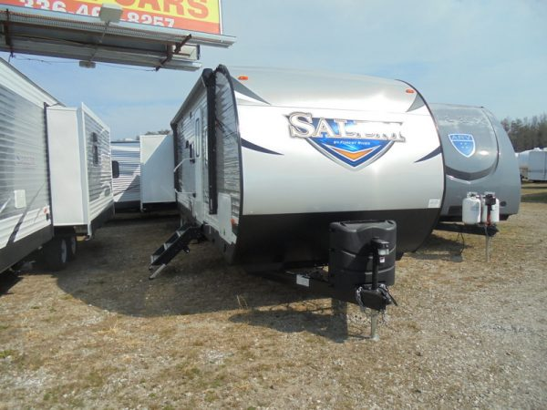 New Travel Trailer within driving distance of Sparta, NC.