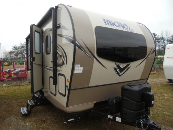 New RVs near Taylorsville, NC.