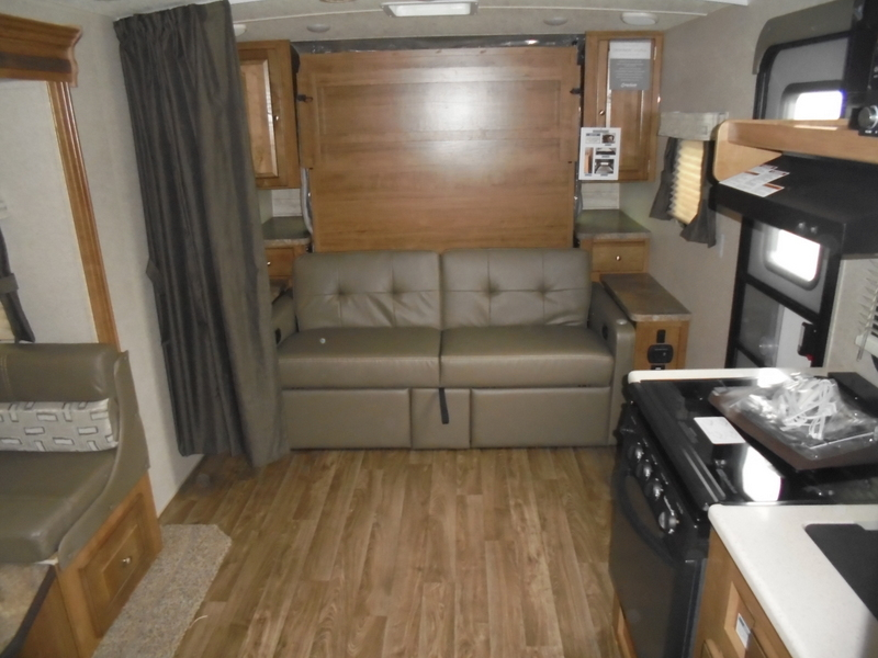 New RVs within driving distance of Appalachian State University.