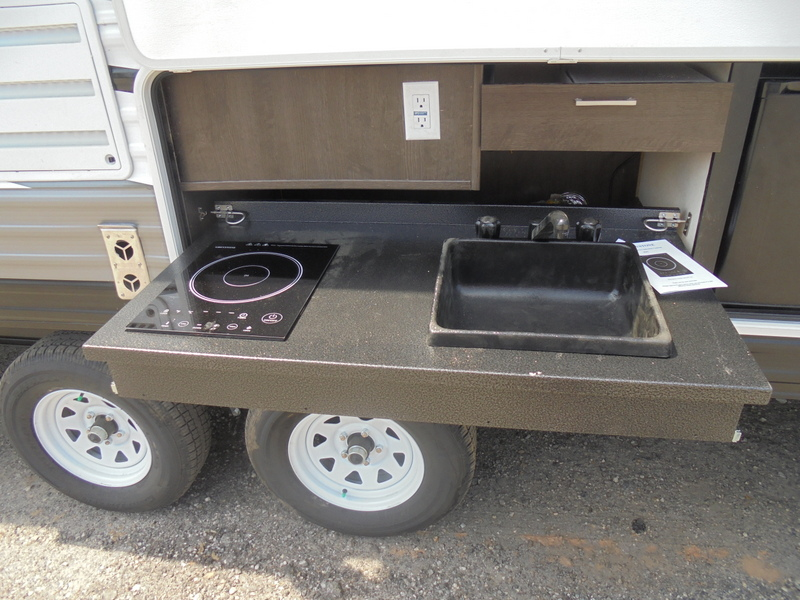 New Camping Trailers near Winston-Salem.