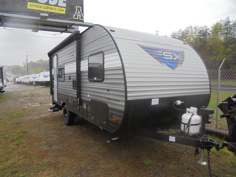 New Travel Trailer near Mooresville, NC.
