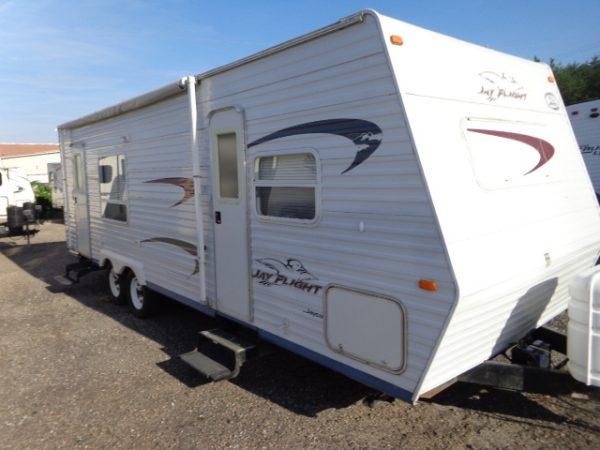 Camper Dealer of Travel Trailer near Ashe County, NC.