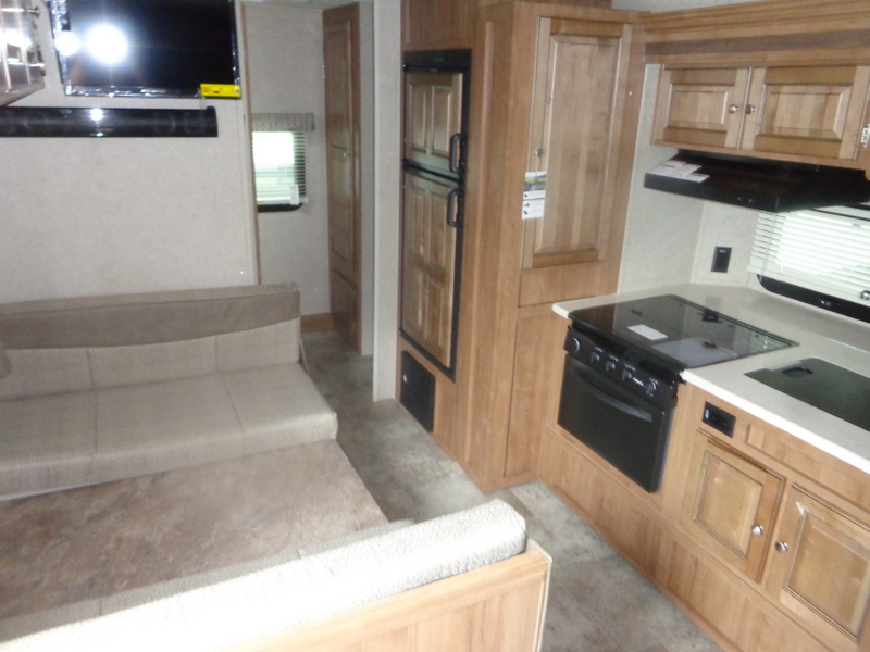 New Travel Trailer within driving distance of Winston-Salem, NC.