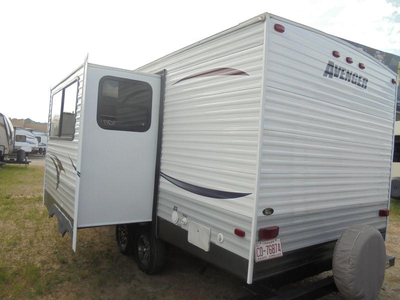 Camper Dealer of Travel Trailer near Mooresville, NC.
