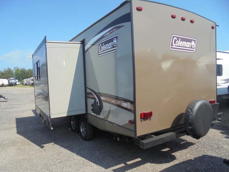 Pre Owned Travel Trailer within driving distance of Appalachian State University.