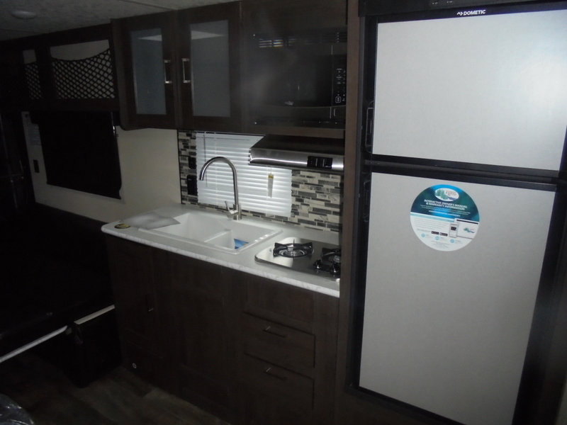 New Travel Trailer within driving distance of Boone, NC.