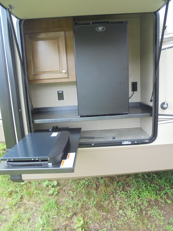 New Travel Trailer within driving distance of Greensboro, NC.