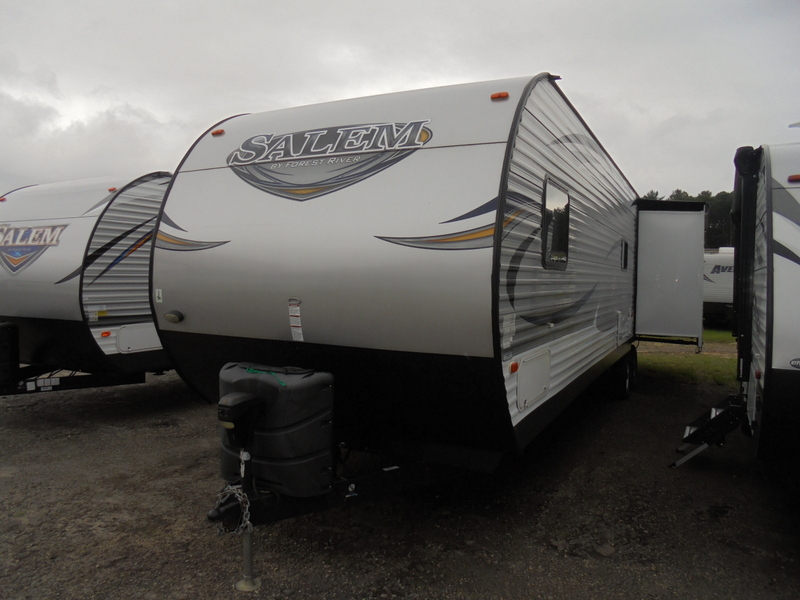 Pre Owned Camping Trailers in the North Carolina Mountains.